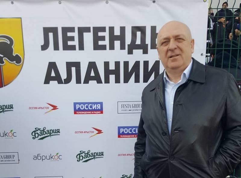 Тимур Мурашев стал почетным гостем «Матча легенд»